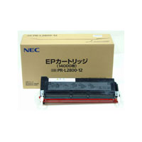 NEC トナーカートリッジ PR-L2800-12 純正品