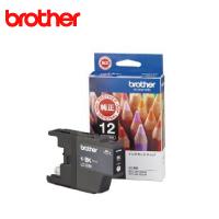 ブラザー インクカートリッジ LC12BK(黒) 純正品
