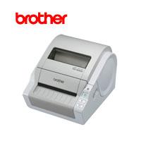 ブラザー 感熱ラベルプリンター P-touch TD-4000