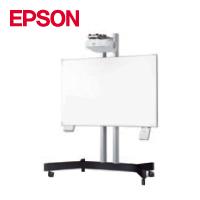 EPSON インタラクティブプロジェクター EB-1430WT+72型ボードスタンド(IWS-72VECF)