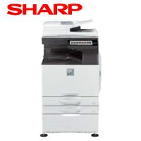 シャープ カラー複合機 ECOLUTION MX-3650FV 2段給紙モデル