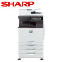シャープ カラー複合機 ECOLUTION MX-3650FV 3段給紙モデル