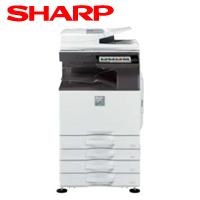 シャープ カラー複合機 ECOLUTION MX-3650FV 4段給紙モデル