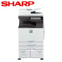 シャープ カラー複合機 ECOLUTION MX-3650FV 大容量給紙モデル
