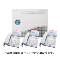 岩通ビジネスホン LEVANCIO-S 標準電話機4台セット(ひかり電話直収モデル)