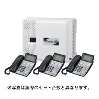 パナソニック ビジネスホン IPoffice S 標準電話機4台セット(ひかり電話直収モデル)