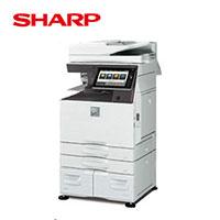 シャープ カラー複合機 ECOLUTION MX-4170FN 大容量給紙モデル