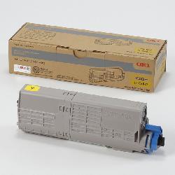 OKI トナーカートリッジ TC-C4BY2(イエロー大容量) 純正品