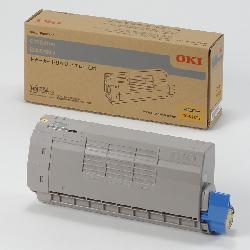 OKI トナーカートリッジ TC-C4CY2(イエロー大容量) 純正品