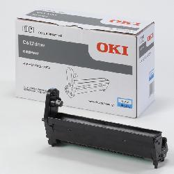 OKI イメージドラム DR-C4DC(シアン) 純正品