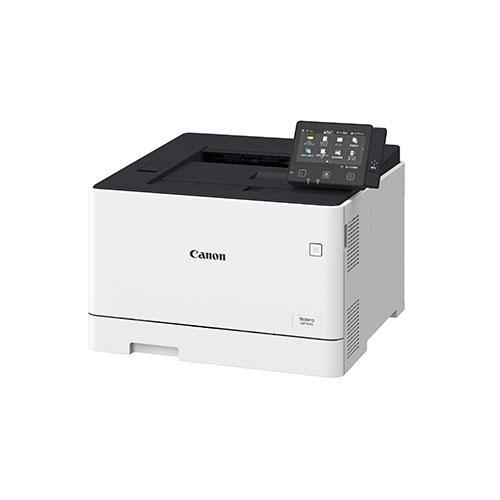 Canon A4対応 カラーレーザープリンタ Satera LBP654C (1476C005)