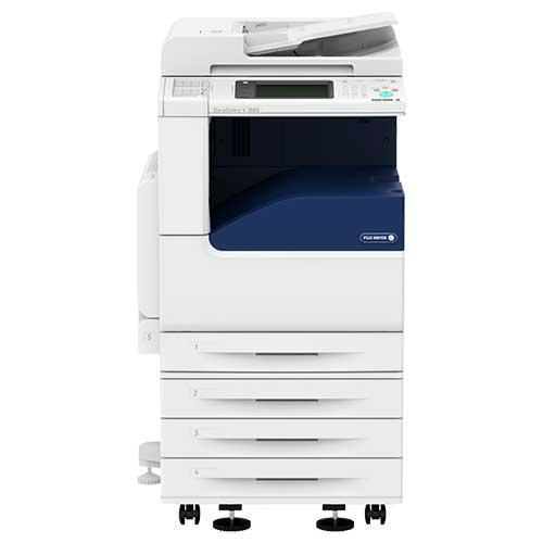 ゼロックス モノクロ複合機 DocuCentre-V 3060 (Model-CPFS-4T) 4段給紙モデル