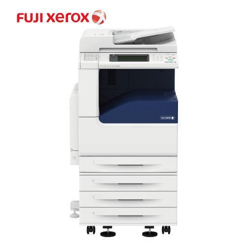 ゼロックス カラー複合機 DocuCentre-V C2263 (Model-CPFS-4T) Mac対応(平成2書体) 4段給紙モデル