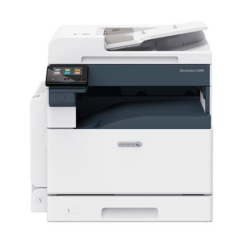 ゼロックス カラー複合機 DocuCentre C2000 Model-CPS-1T 1段給紙カセットモデル