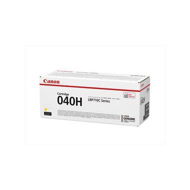 Canon トナーカートリッジ040H(イエロー) 純正品(0455C001)