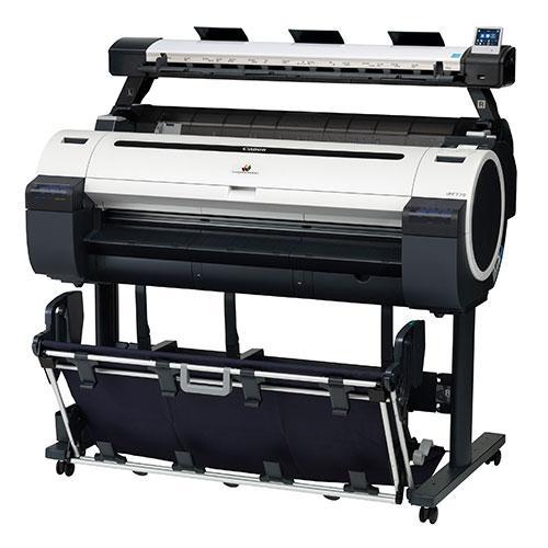 Canon 大判インクジェット複合機 imagePROGRAF iPF770 MFP-2(9856B073+3310V432)