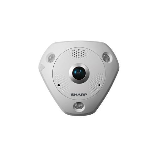 シャープ ネットワークカメラ YK-F121B