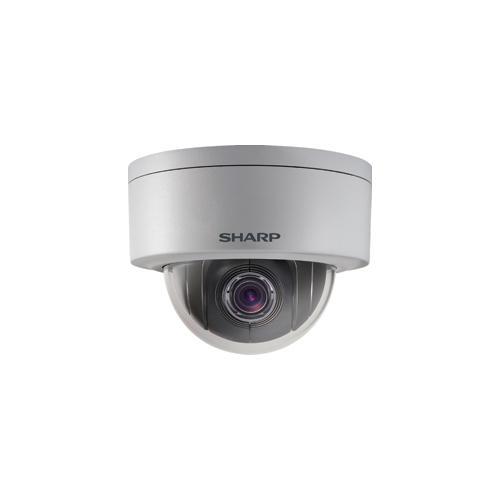 シャープ ネットワークカメラ YK-P021F