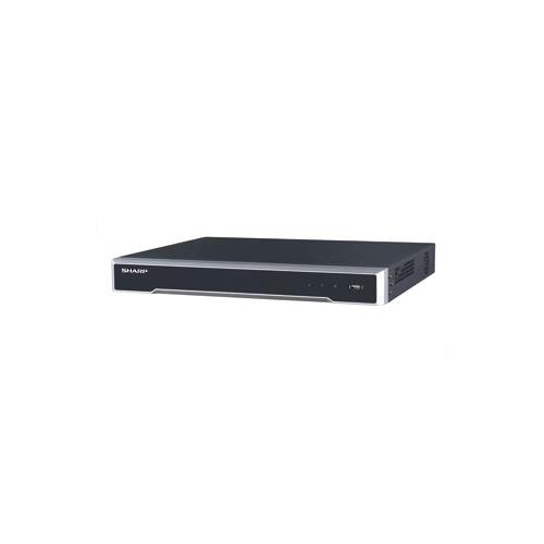 シャープ ネットワークビデオレコーダー YC-R1618