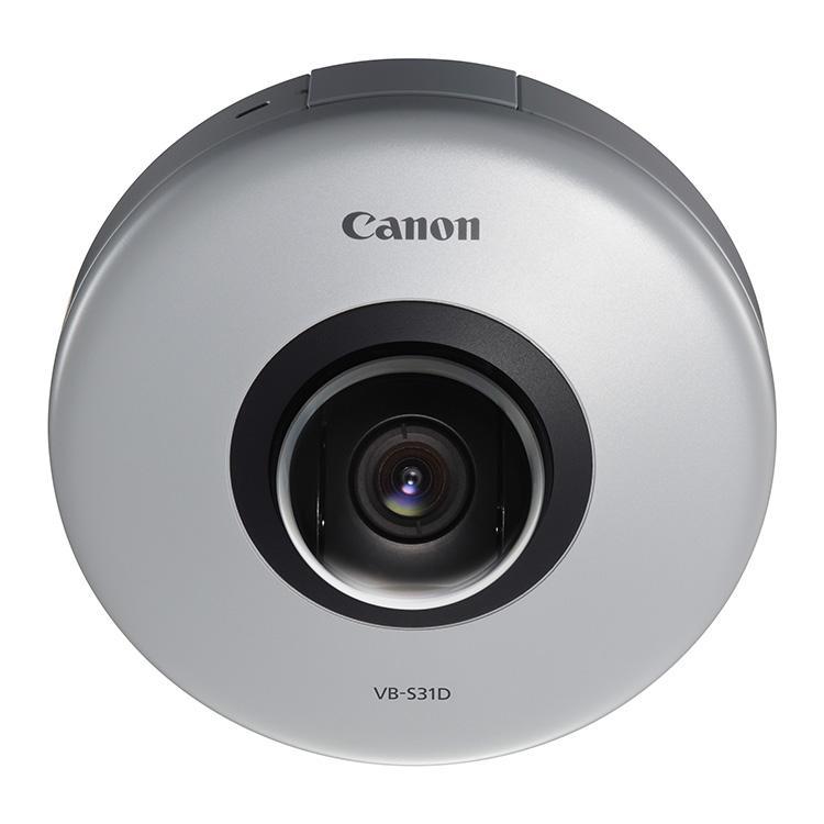 Canon ネットワークカメラ VB-S31D MKII