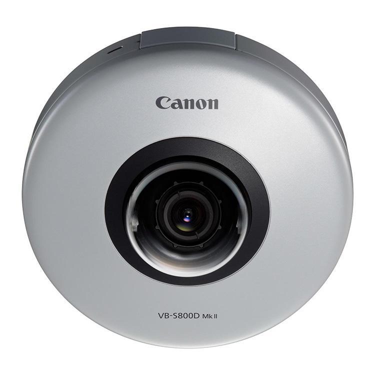 Canon ネットワークカメラ VB-S800D MKII