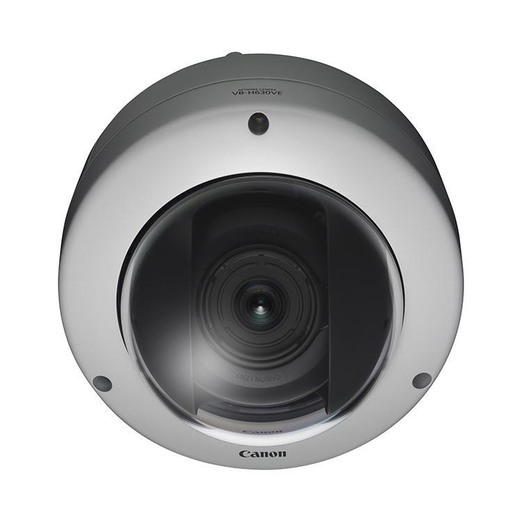 Canon ネットワークカメラ VB-H630VE