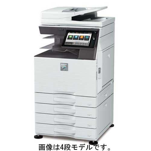 シャープ カラー複合機 ECOLUTION MX-3661 2段給紙モデル