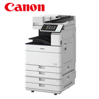 Canon カラー複合機 imageRUNNER ADVANCE C5540F III 4段給紙カセットモデル