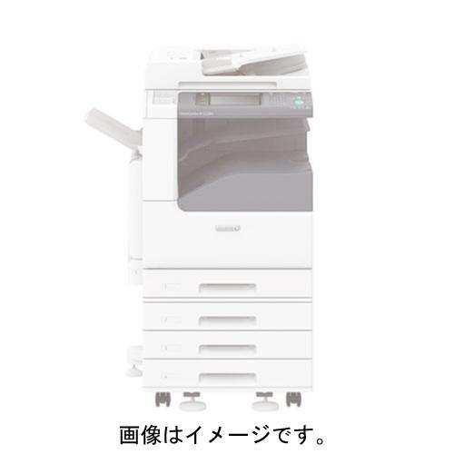 一流メーカー 業務用A3カラー複合機 20枚印刷クラス コピー・FAX・プリンタ・スキャナー搭載 4段給紙モデル