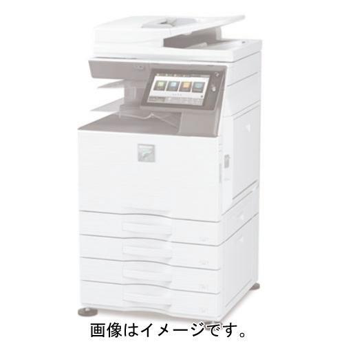 一流メーカー 業務用A3カラー複合機 25枚印刷クラス コピー・FAX・プリンタ・スキャナー搭載 4段給紙モデル