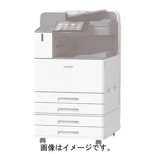 一流メーカー 【高画質】業務用A3カラー複合機 25枚印刷クラス コピー・FAX・プリンタ・スキャナー搭載 4段給紙モデル