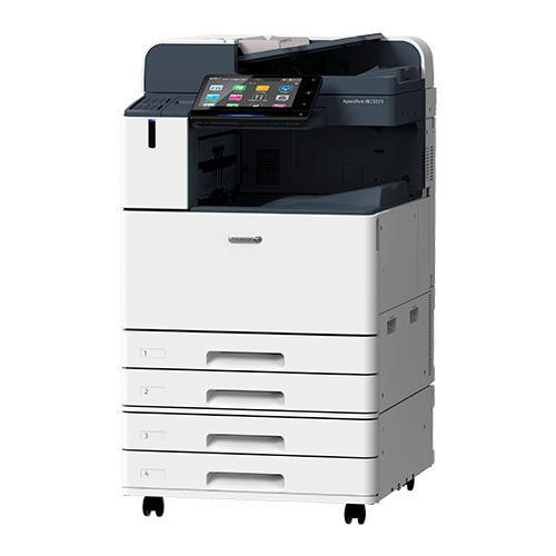 ゼロックス カラー複合機 DocuCentre-VII C6673PFS Mac対応(モリサワ2書体) 4段給紙モデル