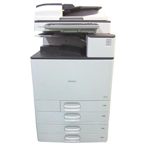 [中古]リコー カラー複合機 imagio MPC3503SPF 4段給紙カセットモデル