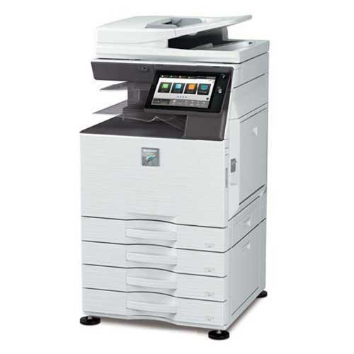 シャープ カラーコピー機 ECOLUTION MX-3661 4段給紙モデル