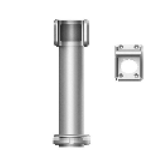 顔認証+自動検温システムカメラ Sentry Face M 背面 ポールタイプブラケット デスクトップ用