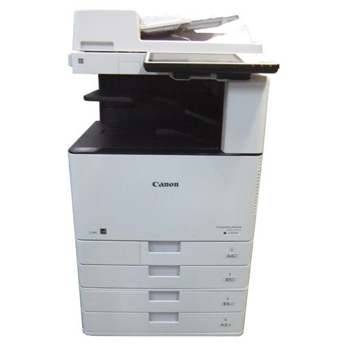 [中古]Canon カラー複合機ImageRunnerADVANCE iRADV C3530F 4段給紙カセットモデル