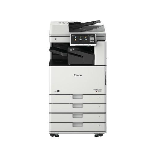 Canon カラー複合機 imageRUNNER ADVANCE C3730F Mac対応 4段給紙カセットモデル