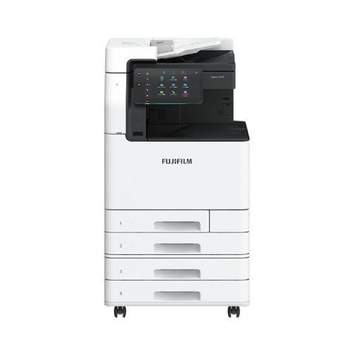 富士フイルム カラー複合機 Apeos C3070 (Model-PFS)PS対応(平成2書体) 4段給紙モデル